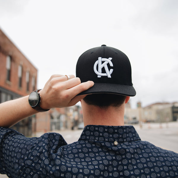 Wonderboy Apparel KC Hat - Black