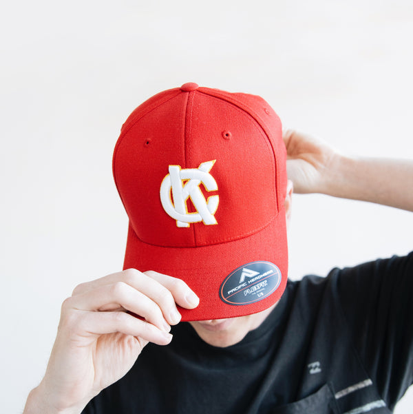 Wonderboy Apparel KC Hat - Red