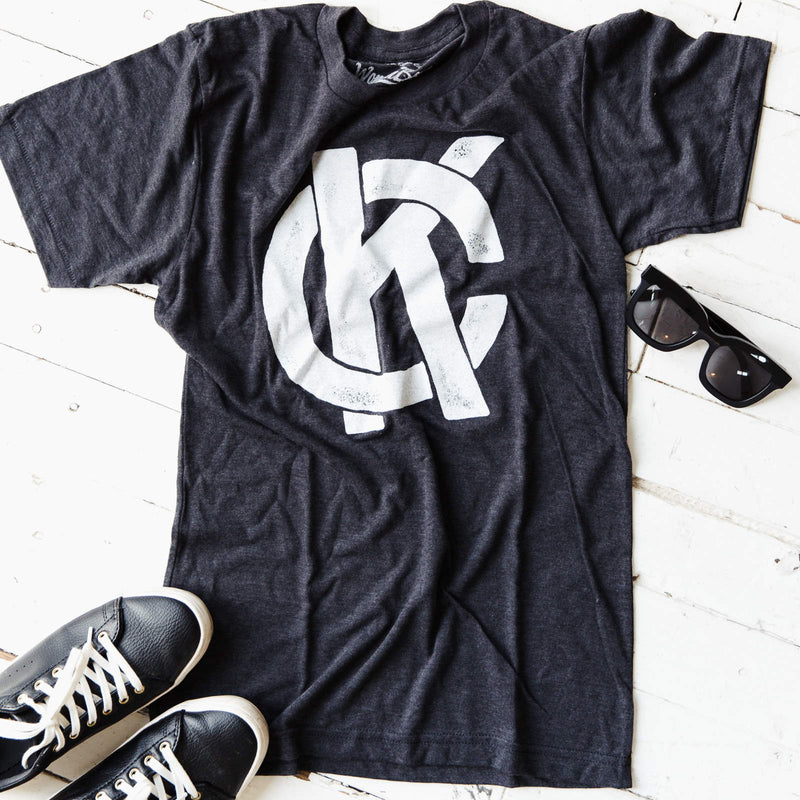 Wonderboy Apparel KC Tee - Charcoal