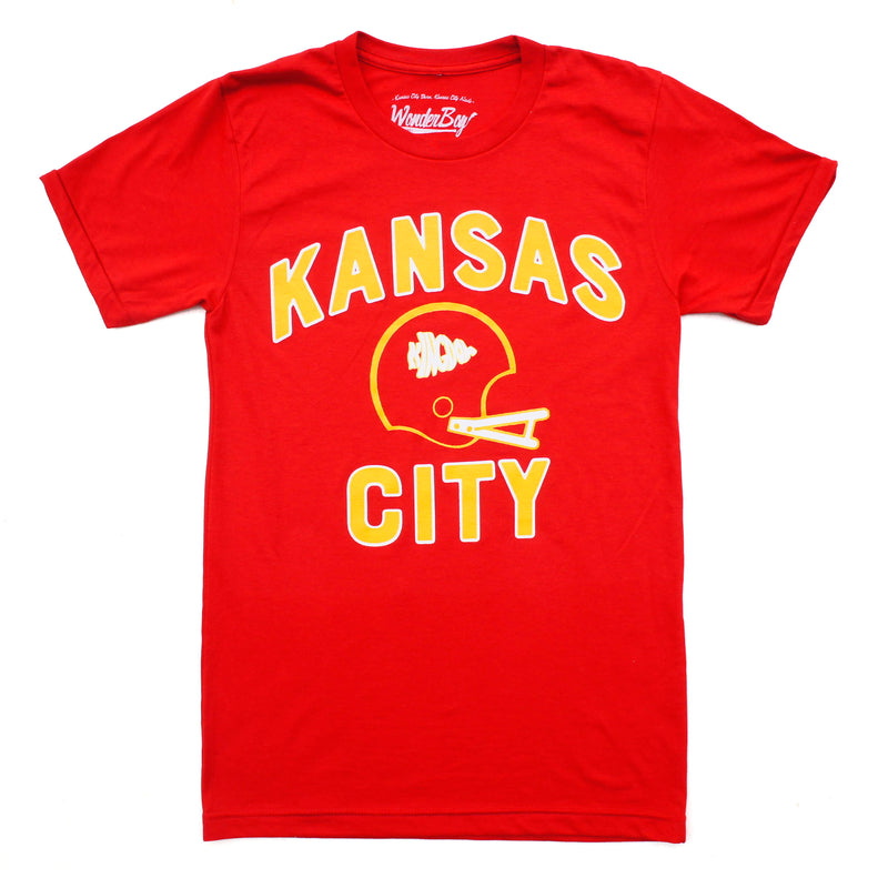 Wonderboy Apparel Kansas City Kingdom Tee