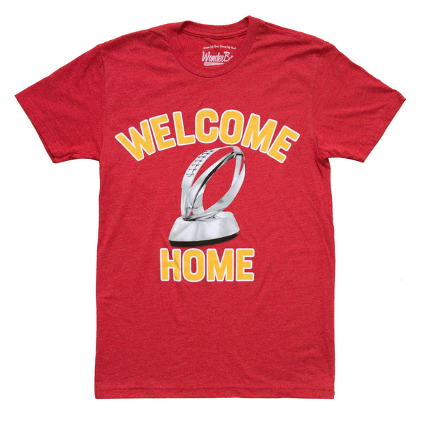 Wonderboy Apparel Welcome Home Tee