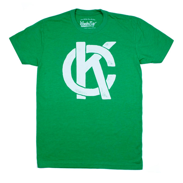 Wonderboy Apparel KC Tee - Green