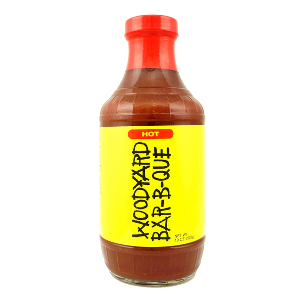 Woodyard Bar-B-Que Hot Sauce