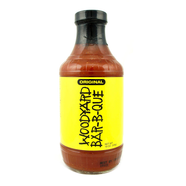 Woodyard Bar-B-Que Original Sauce