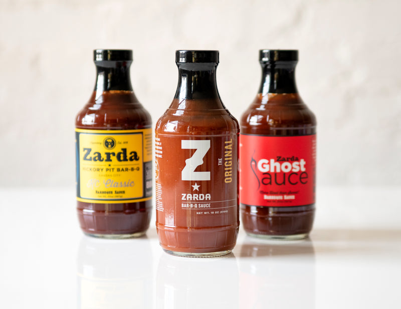 Zarda Ghost Barbeque Sauce