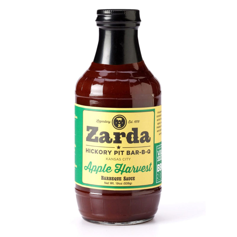Zarda Apple Harvest Barbeque Sauce