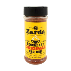 Zarda Legendary Original BBQ Rub