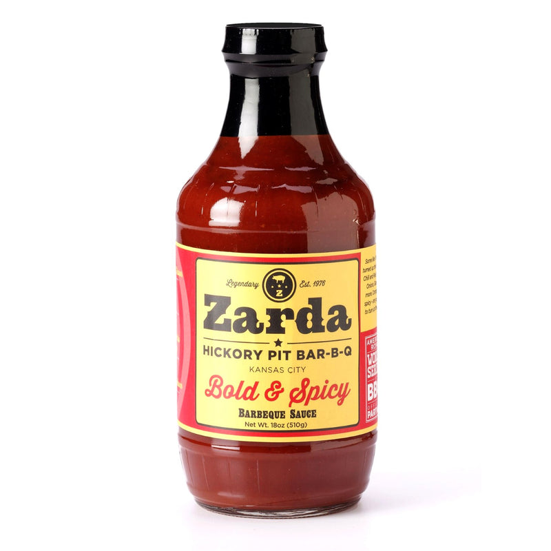 Zarda Bold and Spicy Barbeque Sauce