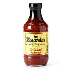 Zarda Original Barbeque Sauce