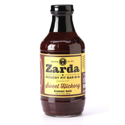 Zarda Sweet Hickory Barbeque Sauce