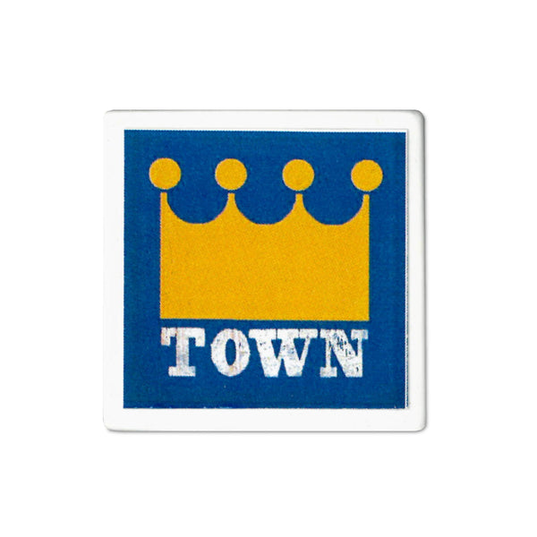 Crown Town Magnet