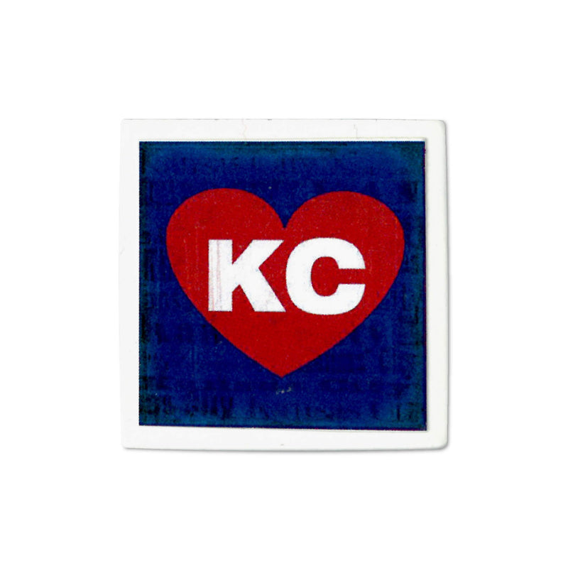 KC Heart Magnet