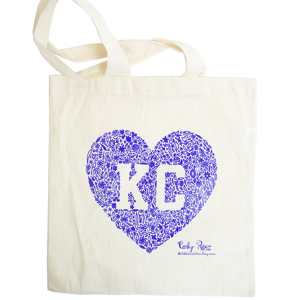 Carly Rae Studio Heart KC Tote