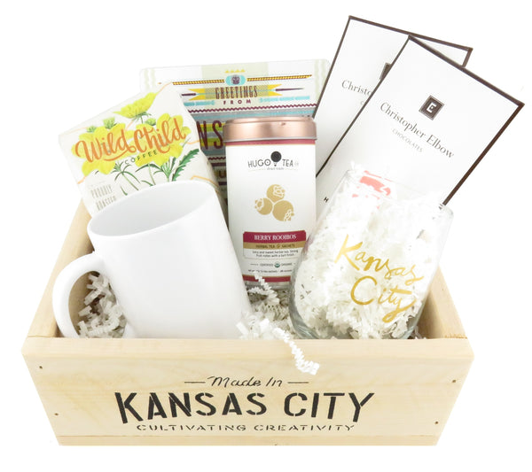 Mobank Kansas City Food Box - Female