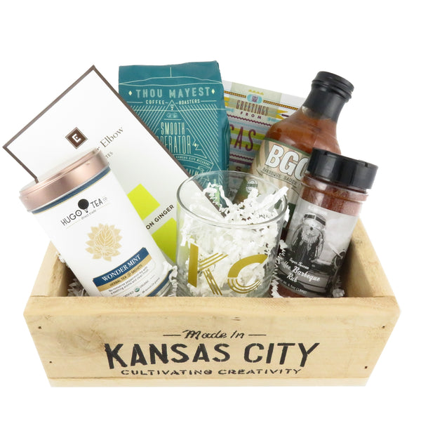 Mobank Kansas City Food Box
