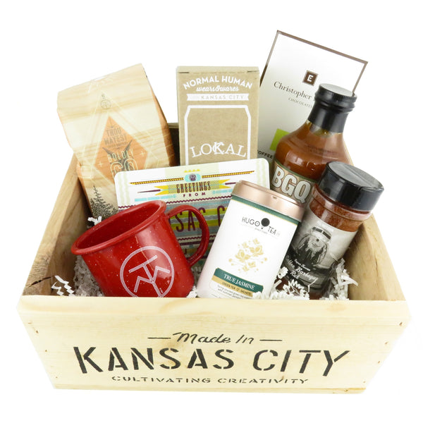 Mobank Kansas City Food Box - Male