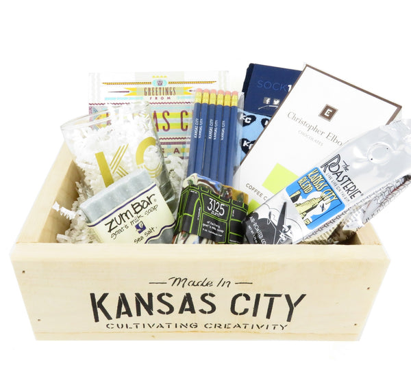 Mobank Kansas City Gift Box