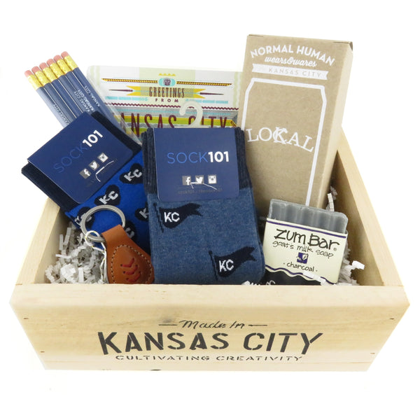 Mobank Kansas City Gift Box - Male