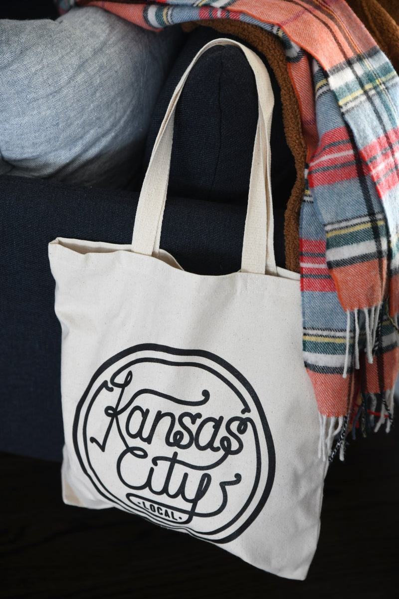 sewKC Kansas City Local Tote