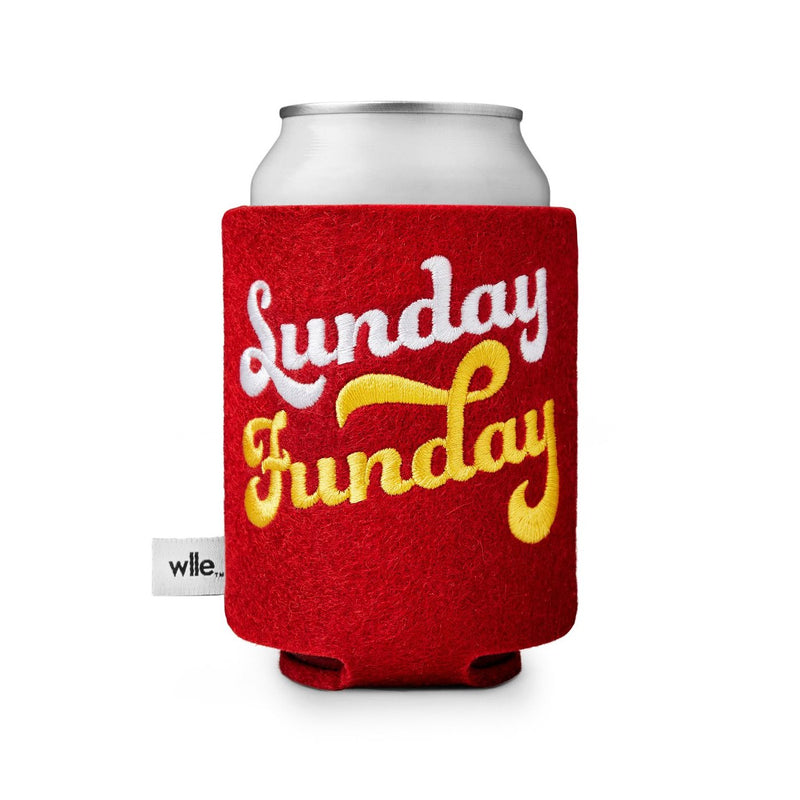 wlle Sunday Funday Drink Sweater - Red