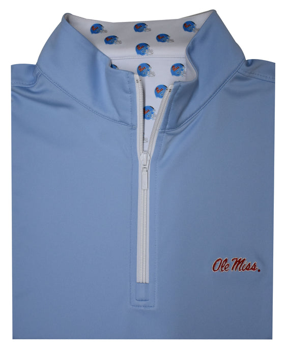 Ole Miss Performance Quarter-Zip Pullover