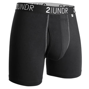 "2Undr Swing Shift 6"": Black/Grey"
