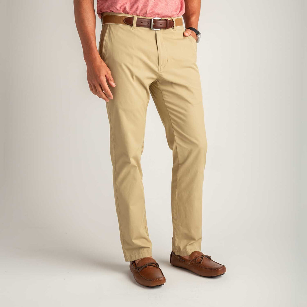 Duck Head Harbor Performance Chino: Twill
