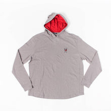 Load image into Gallery viewer, Alabama Cotton Slub Hoodie: Grey