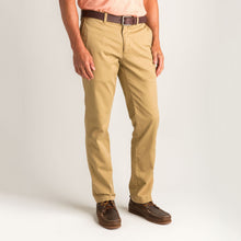 Load image into Gallery viewer, Duck Head Gold School Chino Pant: Dark Khaki