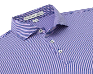 Holderness & Bourne Perkins knit shirt: Spinnaker