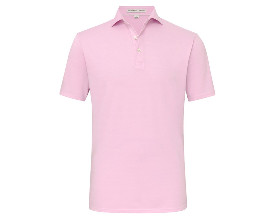 Holderness & Bourne Graham shirt: Pink Oxford