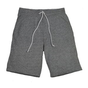 M. Singer Comfort Lounge Short: Heather Grey