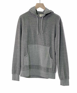 M. Singer Teddy Bear Pullover: Heather Grey