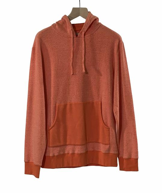 M. Singer Teddy Bear Pullover: Orange