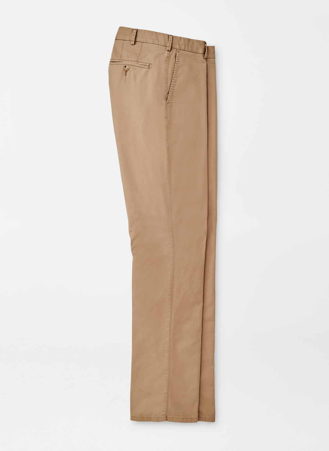 Peter Millar Soft Touch Twill Trouser: British Tan