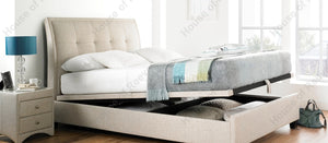 Accent Ottoman Bed Frame