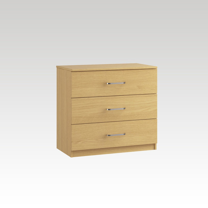 Raven 3 Drawer Midi Chest