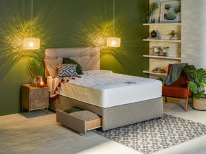 Slumberland Dreamworld React Memory 1400 Bed