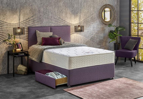 Relyon Dreamworld Synergy Latex 1600 Bed