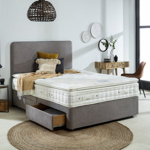 Hypnos Andante Pillow Top No-Turn Divan