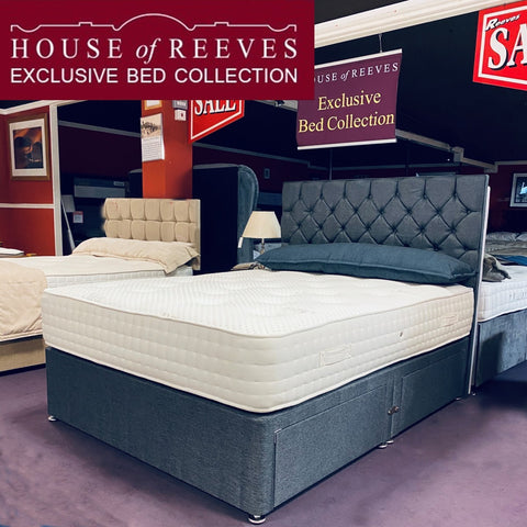 Blenheim Divan Bed (Reeves Exclusive)
