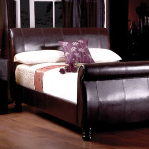 Diaz Leather Bedframe