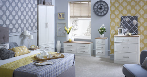 Sussex 4 Drawer Bed Box