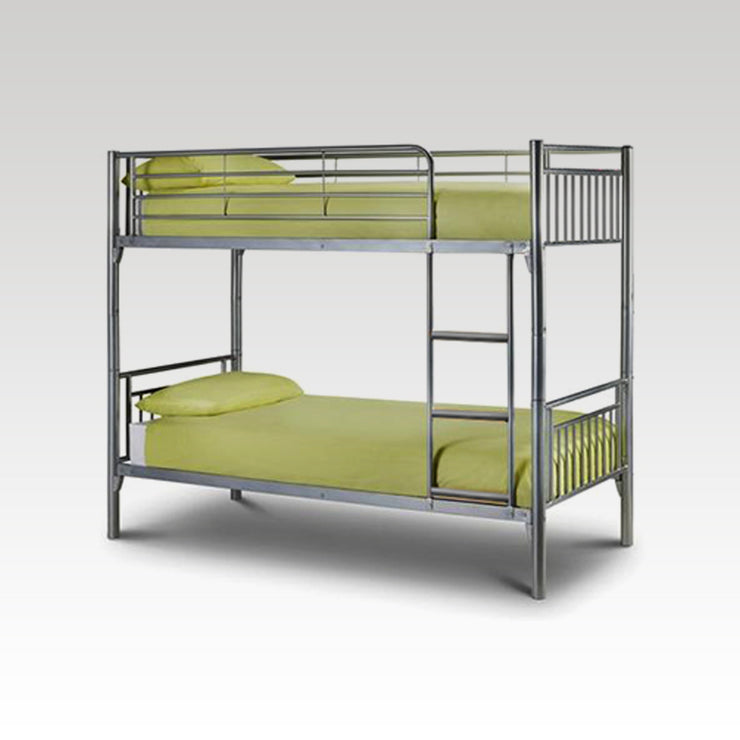 Milano 3ft Metal Bunk Bed (mattress options)
