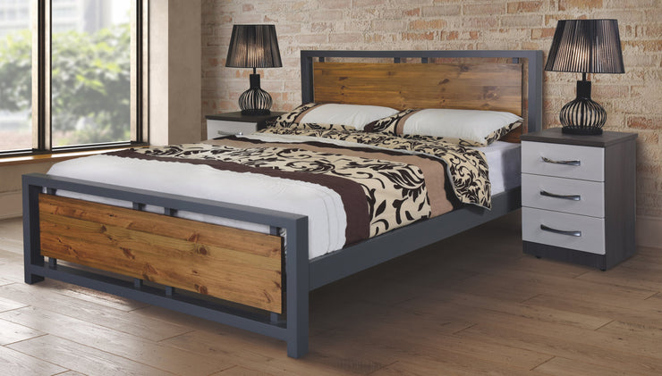 Windsor Pine Modena Headboard (Floor Standing)