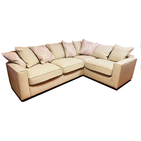 Seasons right hand corner sofa (Super Cheap)