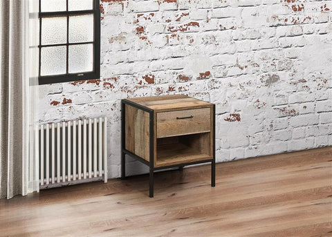 Urban 1 Drawer Bedside Table