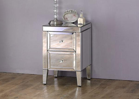 Valencia 2 Drawer Bedside Table