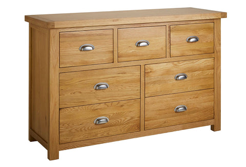 Sophie 4 + 3 Oak Chest