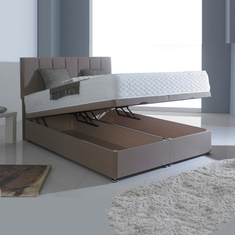 Willow Ottoman Storage Divan (INCLUDING Mattress)